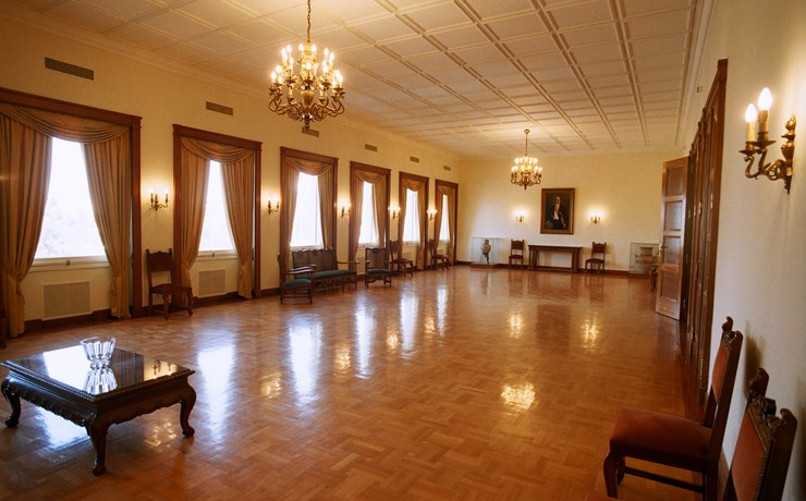 ceremonies and receptions room