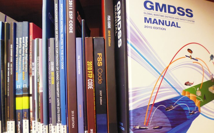 The Books of the International Maritime Organization [IMO]