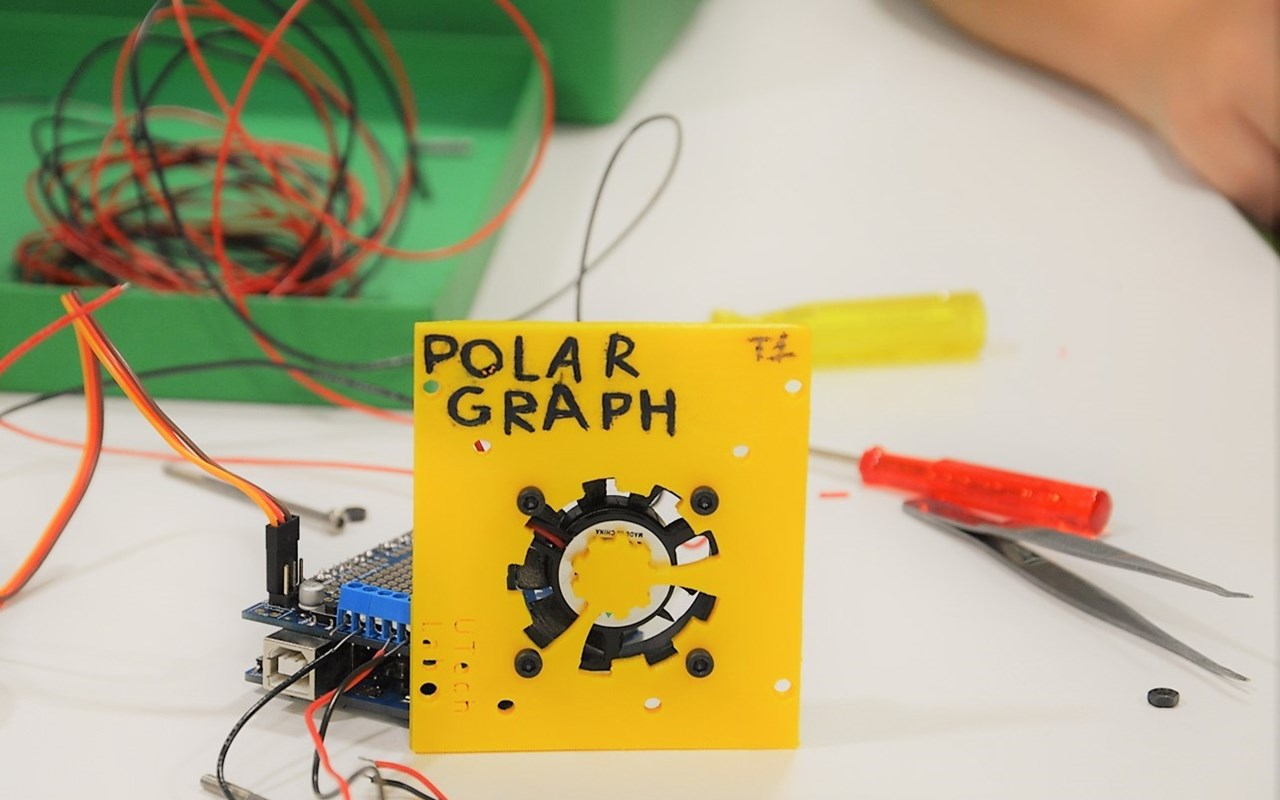 Project: Polargraph