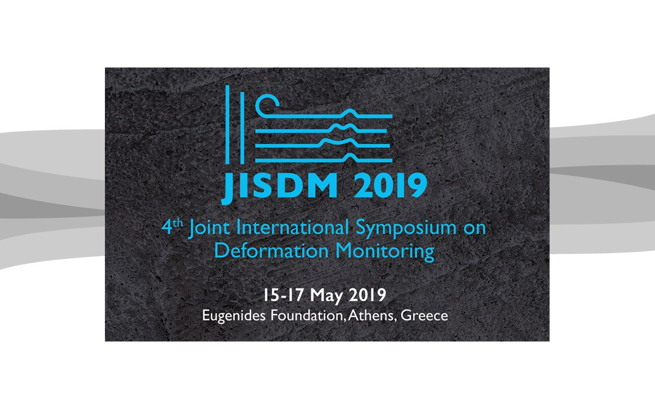 4th Joint International Symposium on Deformation Monitoring | Ημέρες: 15 - 17 Μαΐου