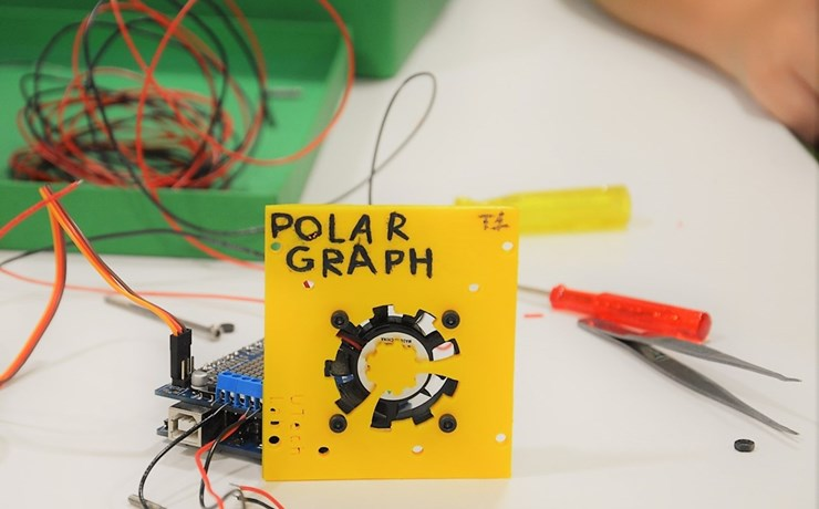 Polargraph, the Project