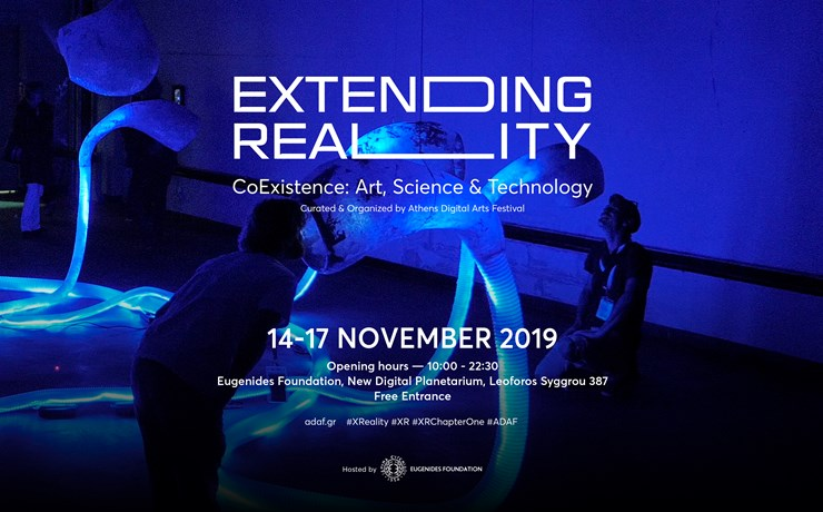 Extending Reality | CoExistence: Art, Science & Technology