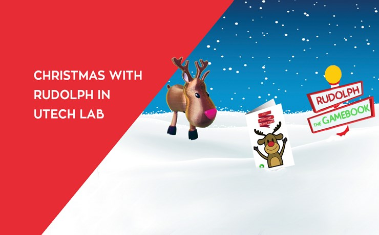 Christmas workshops with Rudolph!