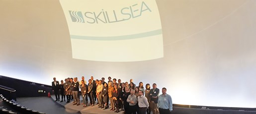 SKILLSEA Athens Project Meeting