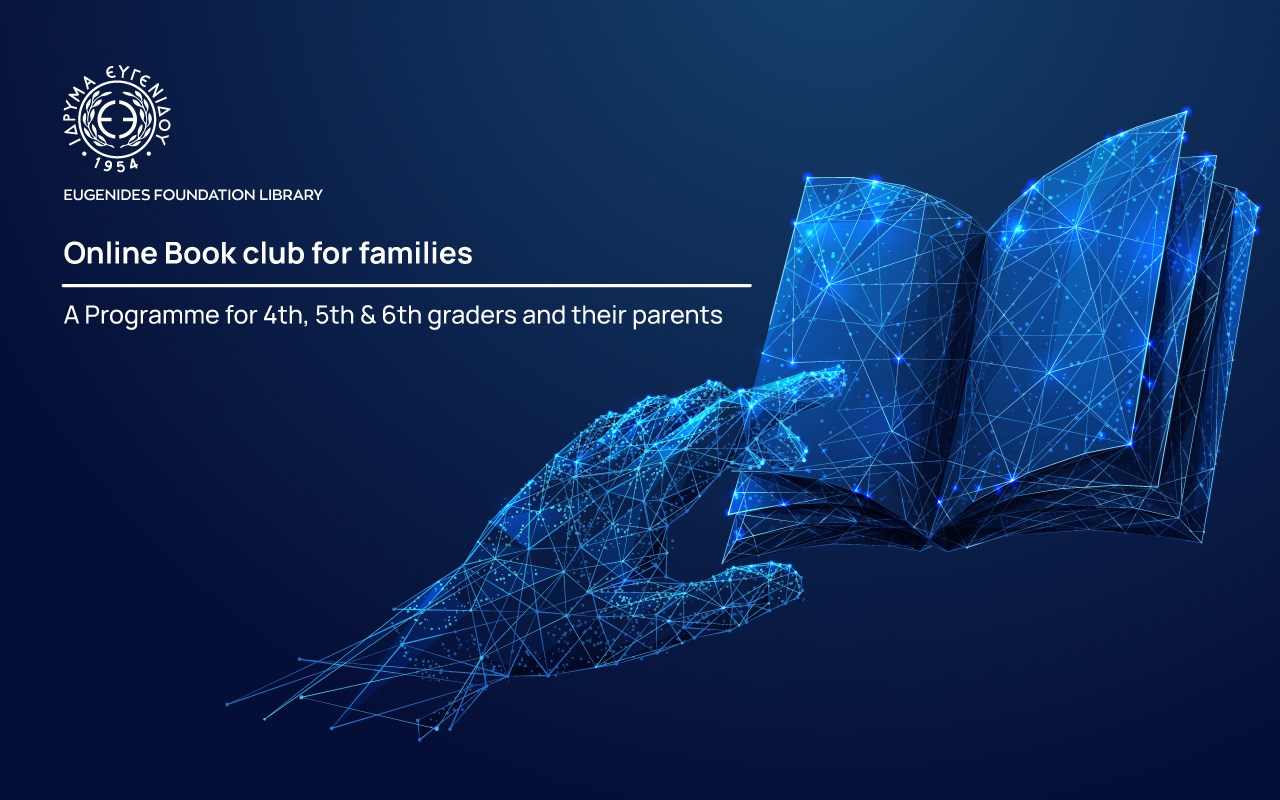 Online Book club for families