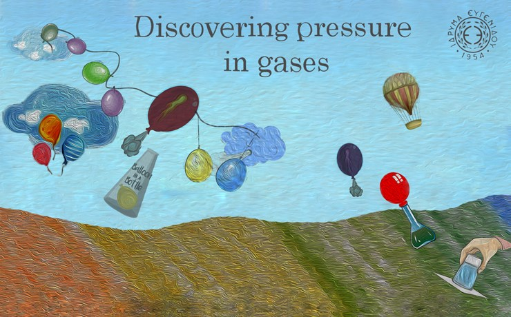 Discovering pressure in gases