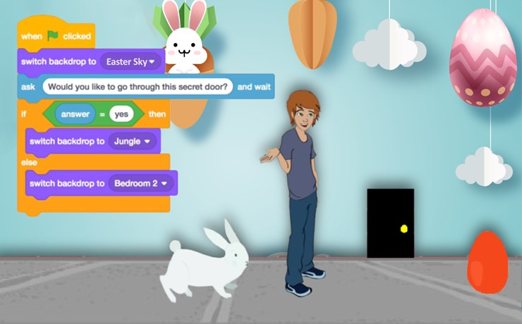 Easter Interactive Story